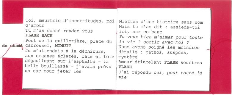 Livre - Six décembre deux mille dix septs en robe de chambre 3